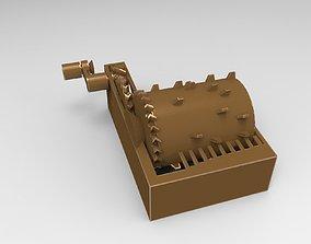 music instrument 3D printable model