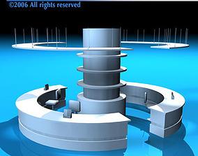 Reception2 3D model