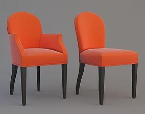 3D model Chair dinner