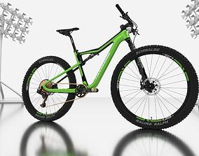 si 3D model Mountain bike