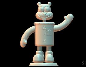 Sandy Cheeks SpongeBob SquarePants 3D printable model