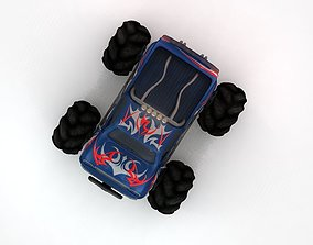 Monster Truck 3D trader