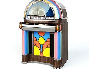 3D model Colorful Jukebox