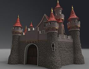 Castle 3D historic