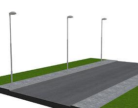 3D Streetlamp 03