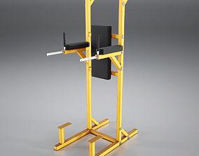 Press Station 3D model