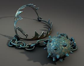 3D model Fantasy Trap - high poly