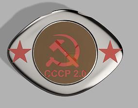 3D print model USSR medal
