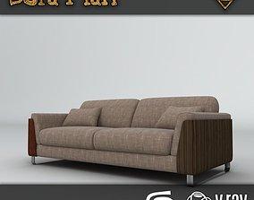 3D model Kentucky Sofa