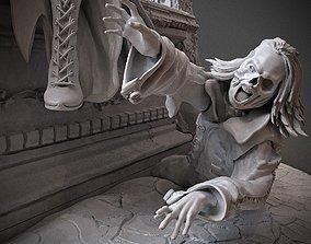 Zombie mtg inistrad 3D printable model
