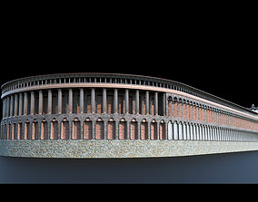 historic hippodrome 3d model