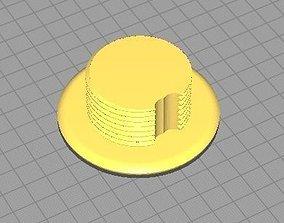 Bottle cover 3D print model