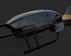 Space Bike 3D model