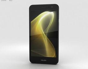 Sharp Aquos U SHV35 Black 3D