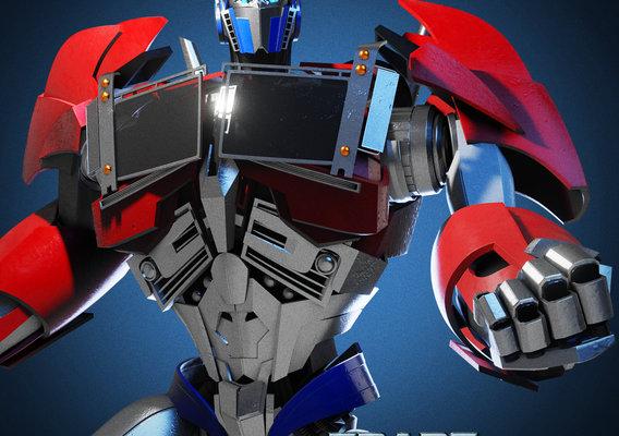 Optimus Prime / Transformers Prime