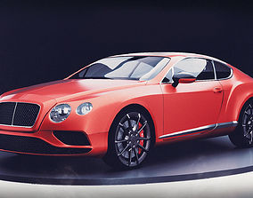 Bentley Continental GT 3D model