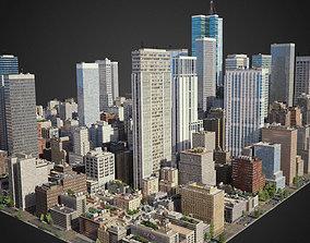 City S2 3D model