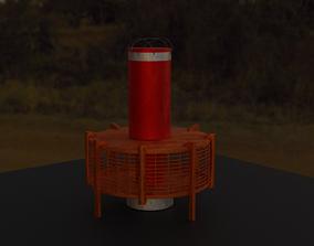 Classic tesla model 3D