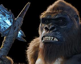 Kong 2021 3D