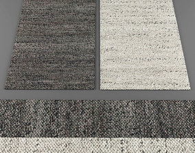 Angelo rugs collection 040 3D model