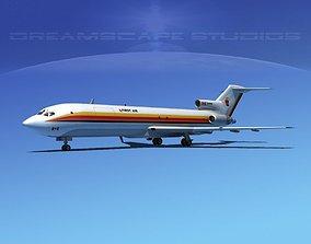 3D Boeing 727-200 First Air