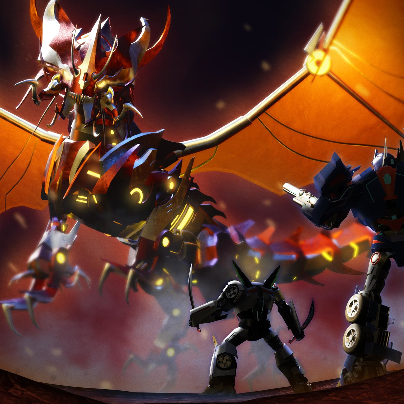 Predaking / Transformers Prime