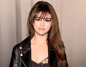 3D model Selena Gomez celebrity woman