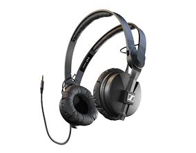 3D Sennheiser HD 25 - Studio DJ Headphones