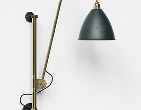 GUBI BL5 Wall Lamp Dia16 3D