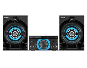 3D Audio system Sony MHC-M60D