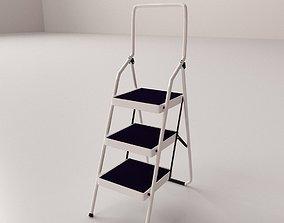 Step Ladders 3D