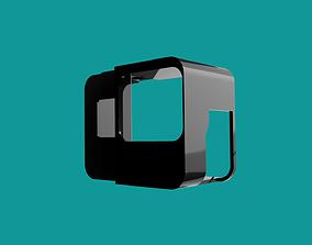 gopro GoPro Hero 7 Case 3D print model