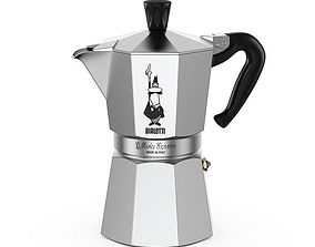 Bialetti Moka Express 3D model