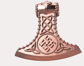 AX OF PERUN 3D print model