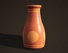 Vase Game Ready 3D asset vase
