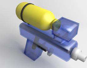 Toy Watergun 2 3D model