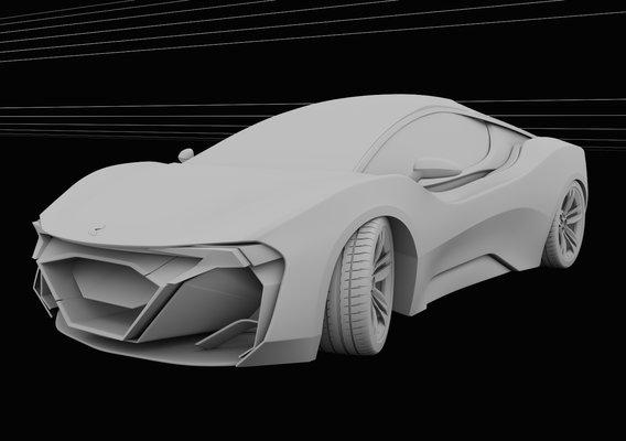Royal Automotive Electric Concept