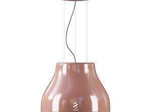 Shining Copper elica 3D contemporary