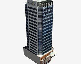 Freeman Fox House 3D model