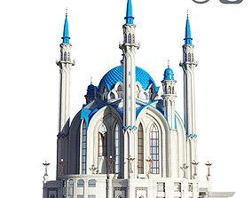 3D model Kul Sharif Mosque