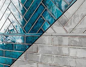 3D Castle ceramic tile