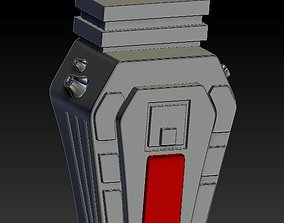 AntMan BackPack Cosplay 3D printable model