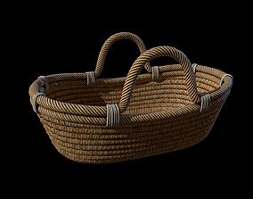 3D asset Basket 10k 1x1
