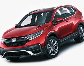 3D Honda CR-V 2020