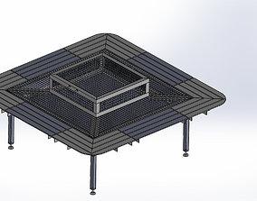 3D print model JAG GRILL