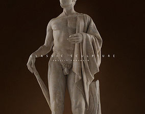 3D printable model Heracles sculpture