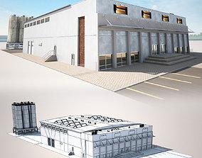 Cargo Complex 3D
