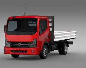 DongFeng N300 Captain Tipper 2015 3D model
