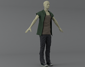Clothing Set 6 3D model