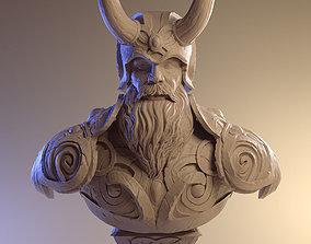 Viking - 3d model bust